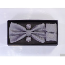 Grey accessories pack for men