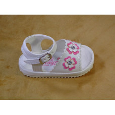 Baby Girl Sandal with flowers