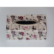 Tissue Holder for Car and Table