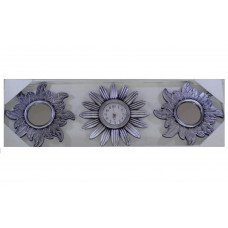 Wall decorative clock and Wall decorative mirror